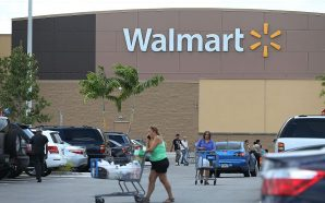 New child born in Walmart parking lot without a home…