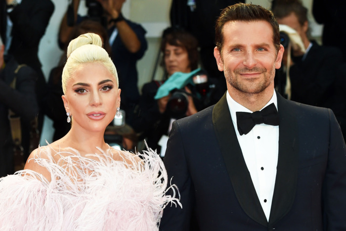 Lady Gaga thanks Bradley Cooper and fans at surprise screening of 'A