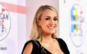 Carrie Underwood is embracing soccer mom life!