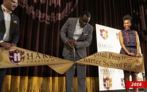 DIDDY OPENING NEW BRONX CHARTER SCHOOL … 'Education is My…