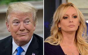 Donald Trump just called Stormy Daniels 'horseface.' Don't act surprised.