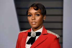 Janelle Monáe celebrates her 'Lady and the Tramp' role