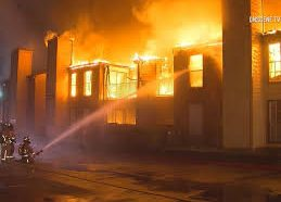 40 displaced after apartment fires!
