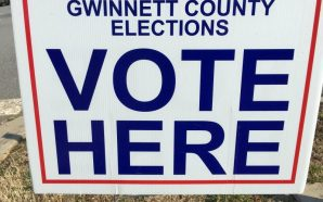 Georgia county, election official sued for throwing out black voters'…