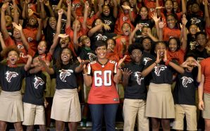 Atlanta Mayor Kiesha Bottoms has an important message for Falcons…