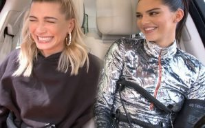 Hailey Baldwin Lies About Justin Bieber During 'Carpool Karaoke' with…