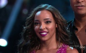 Tinashe Reacts to Shocking 'Dancing With the Stars' Elimination!