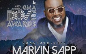 Congrats To Marvin Sapp, Koryn Hawthorne And Travis Greene!
