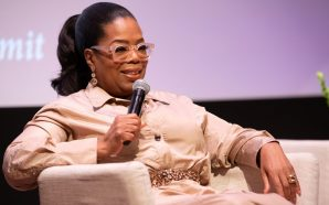 OPRAH THROWS A MEAN PIZZA PARTY For 'Project Runway' Star