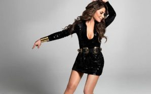 Video: Paula Abdul Took A Serious Fall Off The Stage…