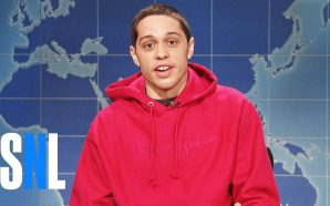'SNL' Star Pete Davidson Breaks Silence on Ariana Grande Breakup
