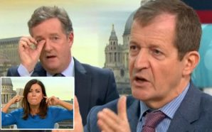 "Just ""SHUT UP"" Piers Morgan! News cast erupts into a…"