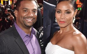 Alfonso Ribeiro Tells Jada Pinkett Smith 'Your Memory Is a…
