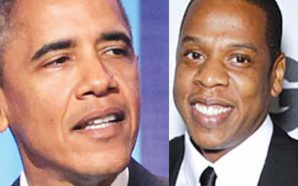 Here's how Barack Obama compares himself to Jay Z