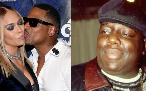 Faith Evans and Stevie J think Biggie would approve of…