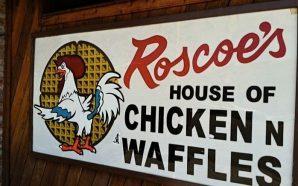 Roscoe's House Of Chicken & Waffles Checks KFC Over New…