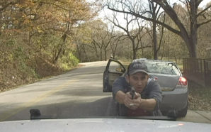 WATCH: Dashcam Video Released in AR Shootout on Sunday!