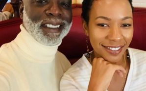 Peter Thomas Posts Pic With Girlfriend