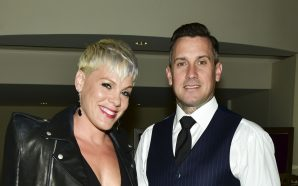 Pink's Husband Carey Hart Warns Wildfire Looters Will Be Shot…