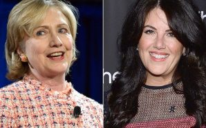 Monica Lewinsky says she wants to apologize to Hilary face…