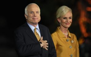 Cindy McCain said she may never forgive Trump too!