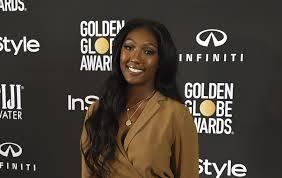 Idris Elba's Daughter Named Golden Globe Ambassador!