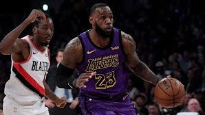 Lebron James passes Wilt Chamberlain on the all time scoring…