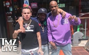 Tekashi69 and his manager have been indicted with more than…