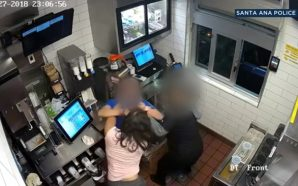 Unbelievable Video: McDonald's Manager Beaten, Choked by Woman Upset Over…