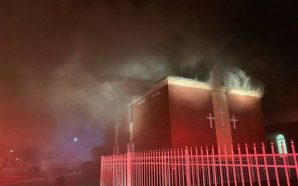 Popular South Memphis Church Was On Fire Thursday Night