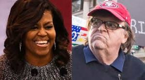 Michael Moore Says It Will Take Michelle Obama To Beat…