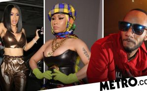 Swizz Beatz predicts Cardi B and Nicki Minaj 'will be…