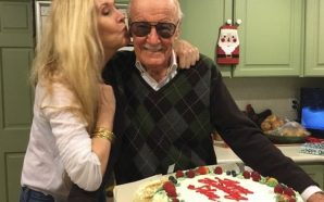 STAN LEE'S DAUGHTER WE CREATED ONE FINAL SUPERHERO And, His…