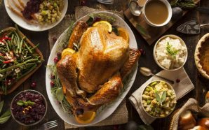 Where you can get a free Thanksgiving meal in Toledo