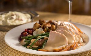 35+ Restaurants Open on Thanksgiving Day 2018