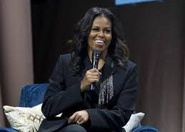 Video: Michelle Obama proves age is nothing but a number…Here's…