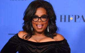 Oprah gives praise to one of her idols