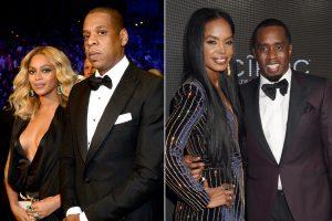 Diddy celebrated Kim Porter's birthday with Jay-Z, Beyonce