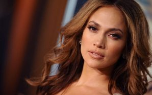 Jennifer Lopez has something she wants to share !