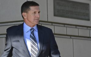 President Trump's message to Former National Security Adviser Michael Flynn