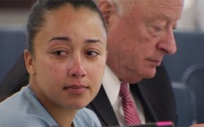 Cyntoia Brown must serve 51 years before she's eligible for…