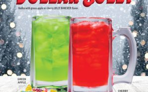 Applebee's offering $1 Jolly Rancher cocktail this holiday season