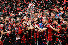Atlanta United MLS are finally Champions again!