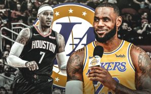 Lakers have no interest in Carmelo Anthony trade despite LeBron…