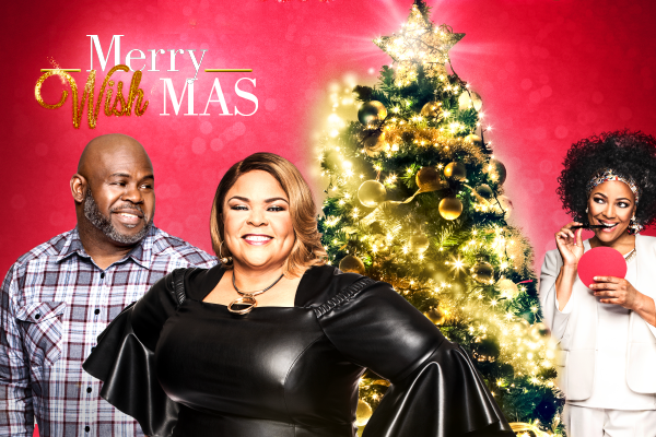 Image result for David and Tamela Mann Bring Down the House In TV One's 'Merry Wishmas' Directed by Terri Vaughn