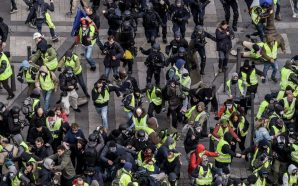 Riots And Protest In Paris, France Are Out Of Control…