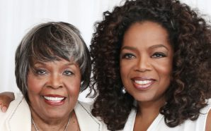 Oprah Winfrey shares how she said goodbye to her mother!