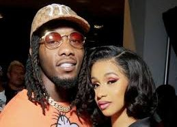Reportedly: It's Official With Cardi B and Offset !!!