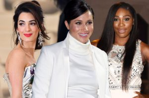 Serena Williams and Amal Clooney Set To Co-Host Meghan