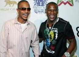 Video: T.I. And Floyd Mayweather Back At It Again !!!